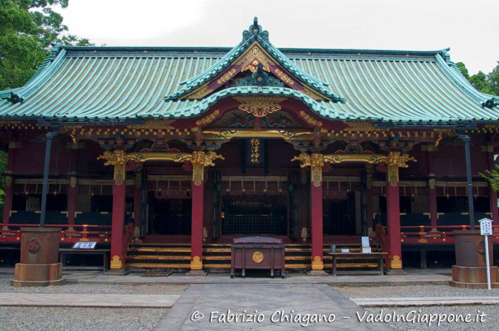 Santuario Nezu, Tokyo, Giappone