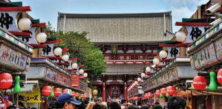 Asakura, il quartiere più storico, antico e tradizionale di Tokyo