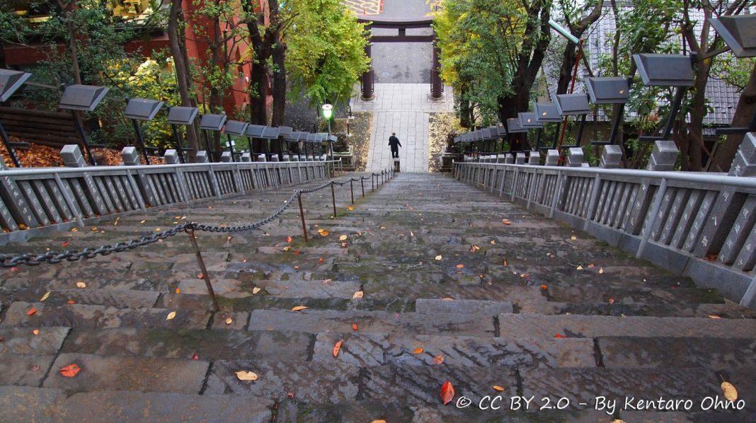 Santuario Atago Jinja, Tokyo, Giappone
