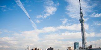 Tokyo SkyTree, Tokyo, Giappone