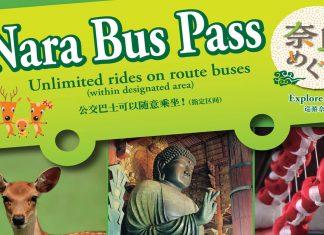 Come arrivare e spostarsi a Nara, Giappone