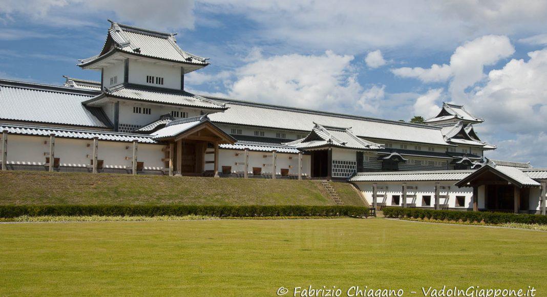 Castello di Kanazawa, Kanazawa, Giappone