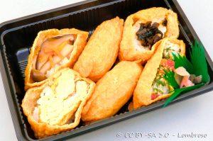 Chakin-zushi, Sushi, Cibi e cucina giapponese