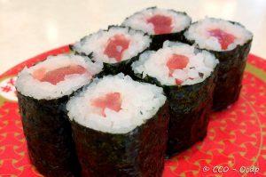 Hosomaki, Sushi, Cibi e cucina giapponese