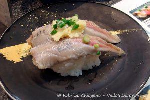 Nigiri-zushi, Sushi, Cibi e cucina giapponese