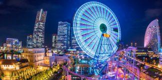 Cosmo World Park, Yokohama, Giappone