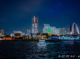 Minato Mirai 21, Yokohama, Giappone