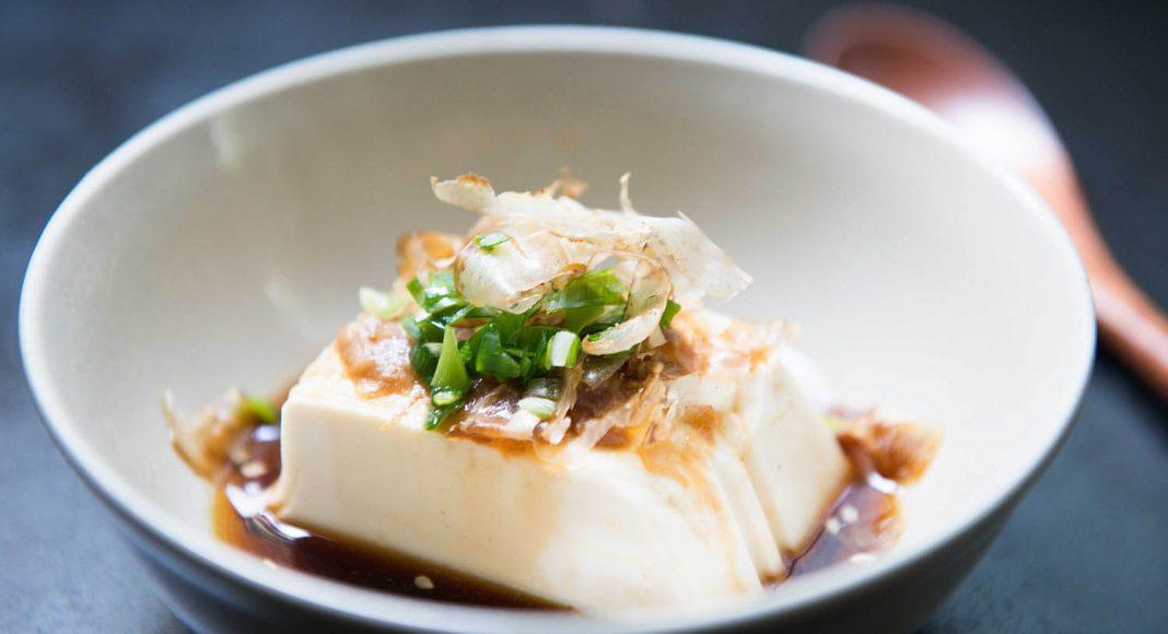Tofu, Cibi e cucina giapponese