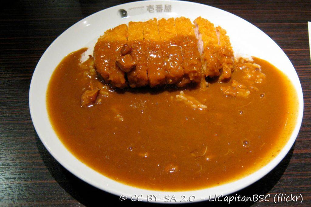 Katsu-kare, Tonkatsu, Cibi e cucina giapponese