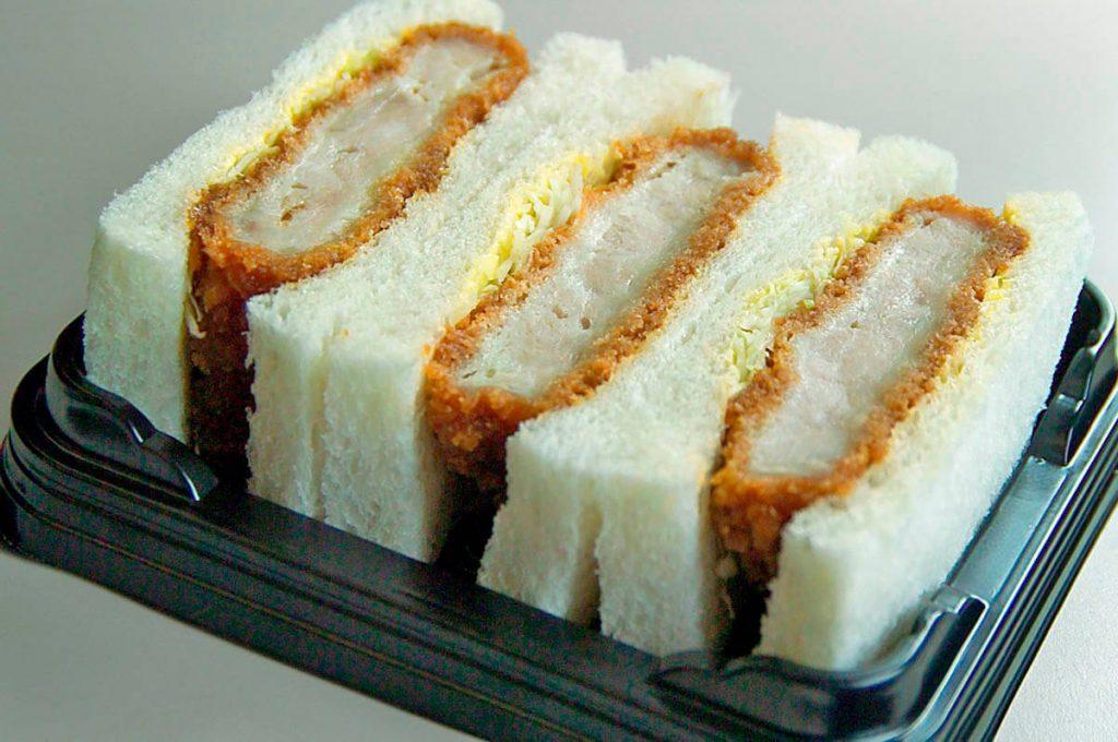 Katsu-sando, Tonkatsu, Cibi e cucina giapponese