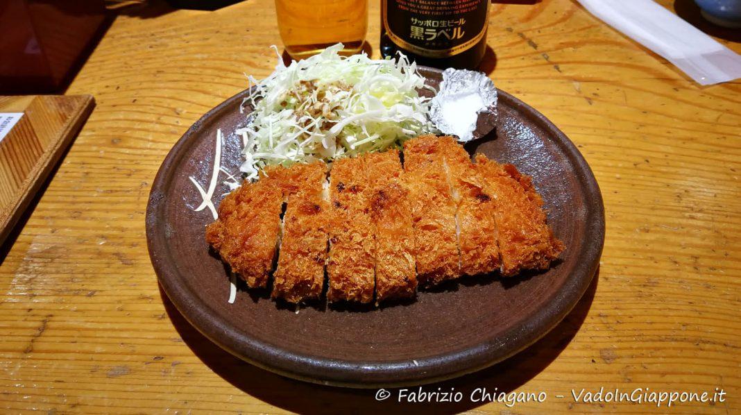 Tonkatsu, la cotoletta giapponese di maiale