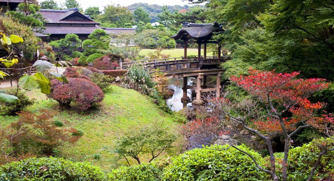 Giardini Sankeien, Yokohama, Giappone