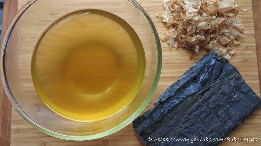 Brodo Dashi, Cibi e cucina giapponese