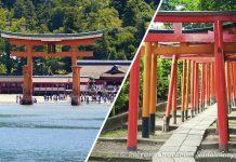 Caratteristiche dei santuari Shintoisti in Giappone