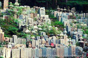Cimitero Buddhista, Templi e Santuari