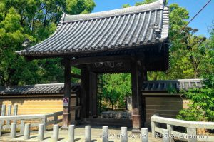 Cancello Somon, Templi e Santuari