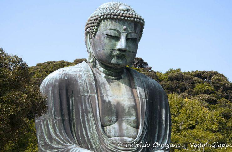 Grande Buddha di Kamakura, Giappone