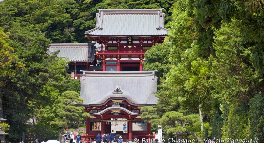 Tsurugaoka Hachimangu, Kamakura, Giappone