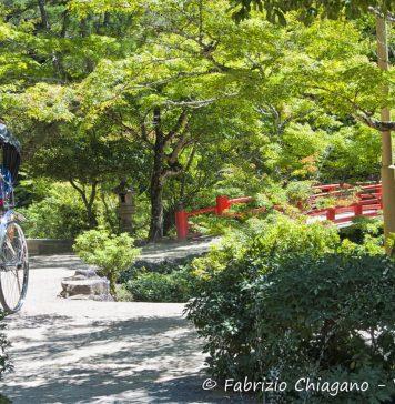 Parco Momijidani, Miyajima, Giappone