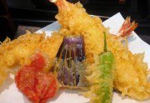 Tempura, Cibi e cucina giapponese
