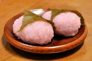 Sakura Mochi, Cibi e cucina giapponese