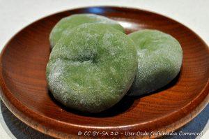 Yomogi Daifuku e Kusamochi, Cibi e cucina giapponese