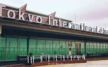 Aeroporto di Haneda, Tokyo