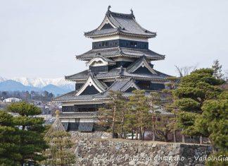 Castello di Matsumoto, Matsumoto, Giappone