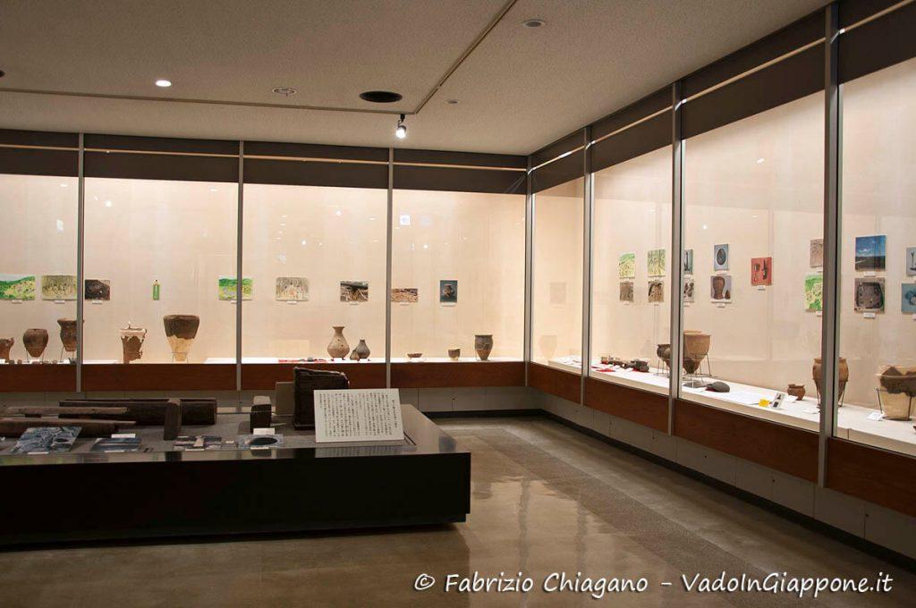 Veduta del Matsumoto City Museum, Giappone
