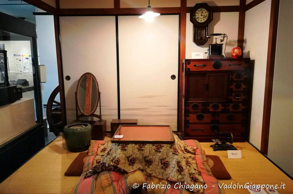 Particolare del Matsumoto, City Museum, Giappone