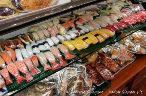 Repliche di cibo giapponese ad Asakusa, Tokyo