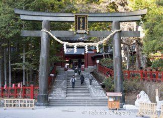 Santuario Futarasan, Nikko, Giappone