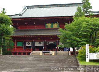 Tempio Rinnoji, Nikko, Giappone