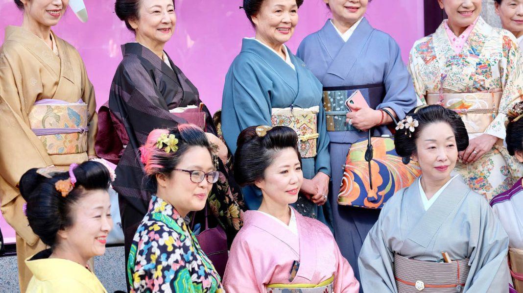 Kimono giapponesi