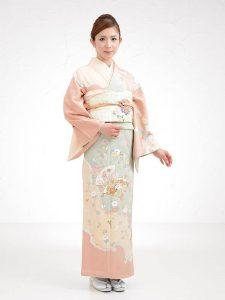 Kimono houmongi