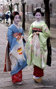 Kimono susohiki