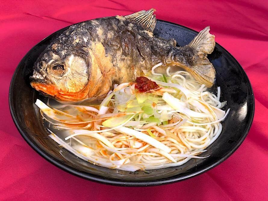 Piranha Ramen