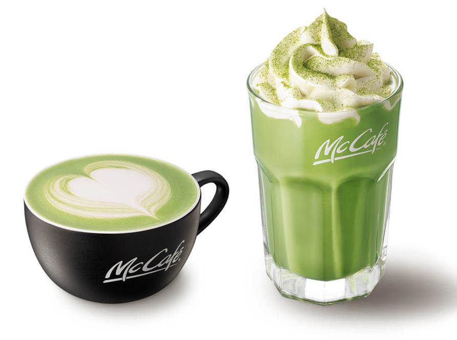 Uji Matcha Series da McDonald