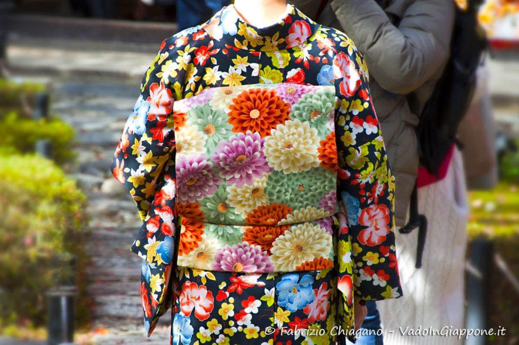 Obi, la cintura del Kimono