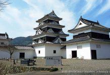 Dormire in un vero castello Giapponese