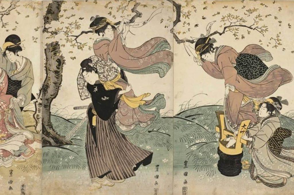 La letteratura classica giapponese: il periodo Edo