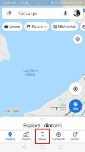 Creazione itinerario con Google My Maps - Caricamento su smartphone parte 1