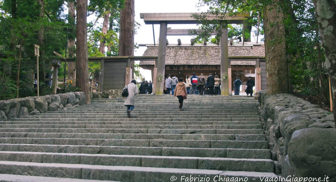 Gran Santuario di Ise, Giappone