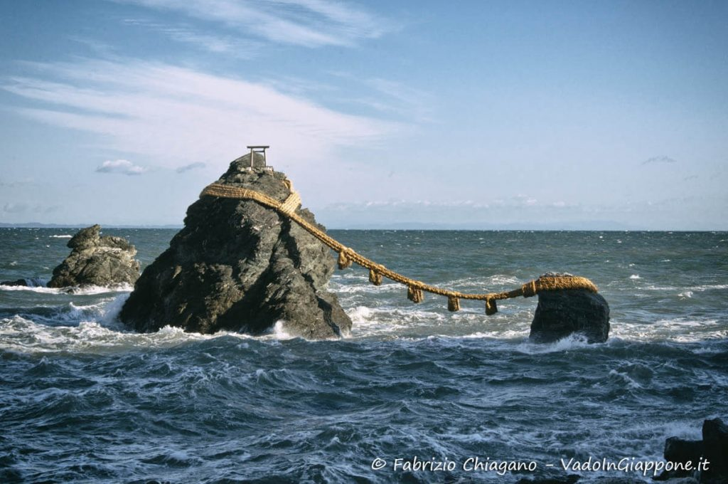 Meoto Iwa, le rocce sposate di Ise