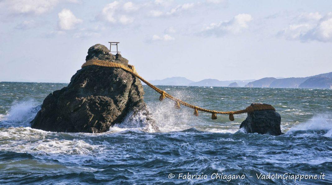 Meoto Iwa, Ise, Giappone