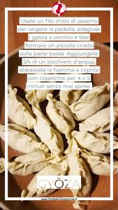 Ricetta Gyoza: Cottura