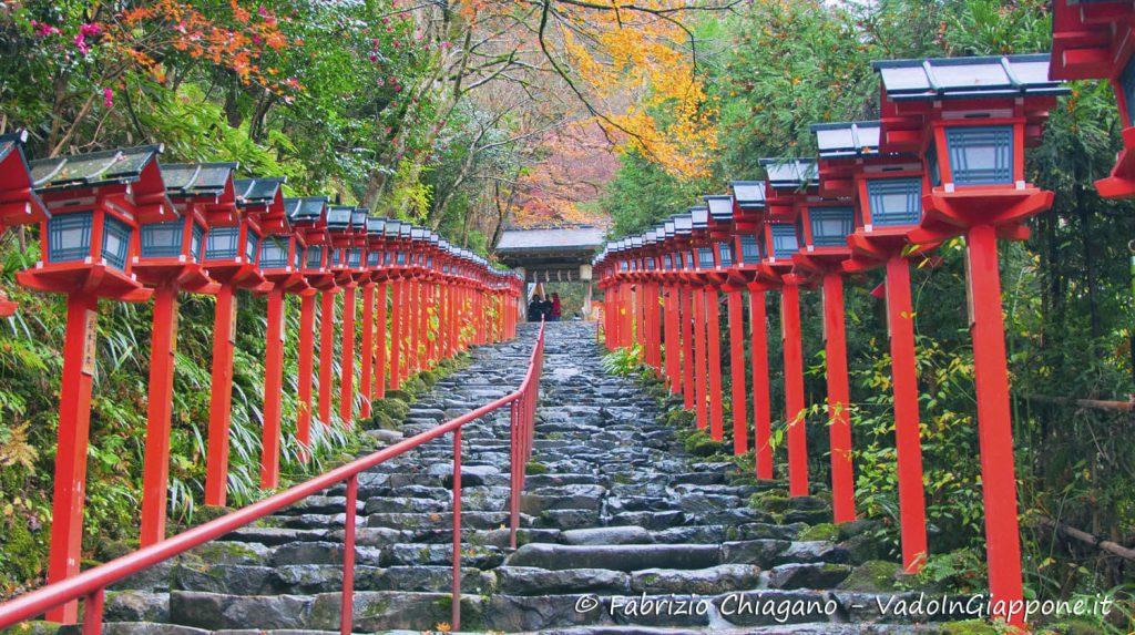 Santuario Kifune, Kyoto, Giappone