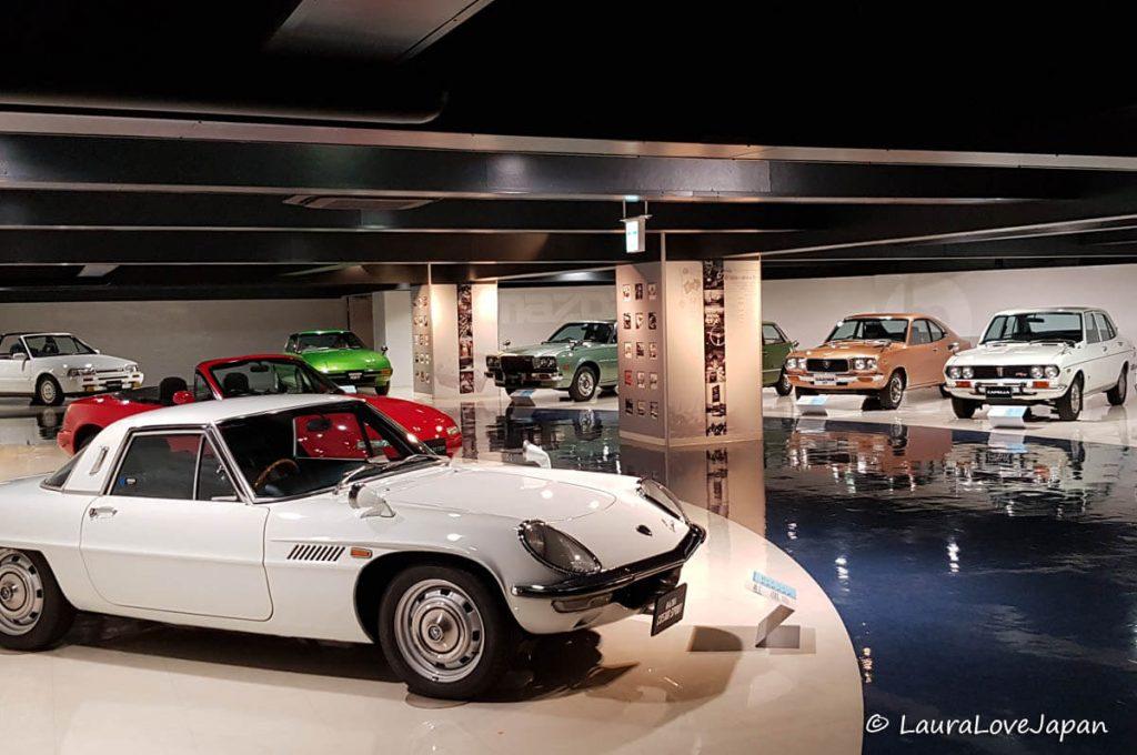 Diario di viaggio in Giappone di LauraLoveJapan: Mazda Museum