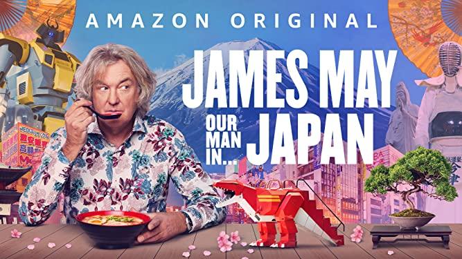 James May - Il nostro inviato in Giappone Su Amazon Prime Video
