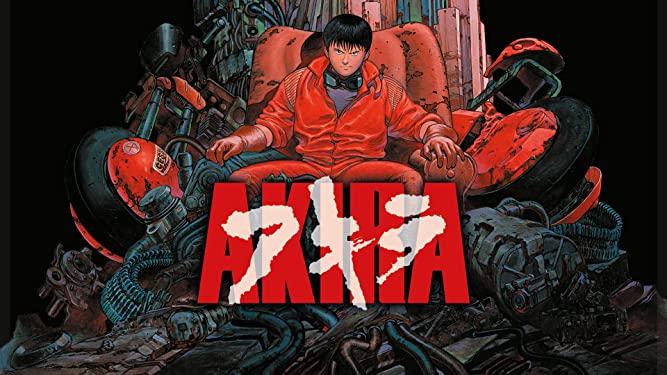 Akira su Amazon Prime Video